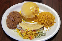Ruthie's Tex-Mex lunch special
